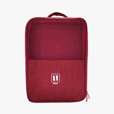 Travel shoe storage bag dustproof shoe bag