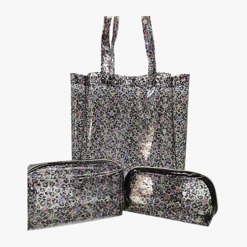 TPU Transparent shoulder bag
