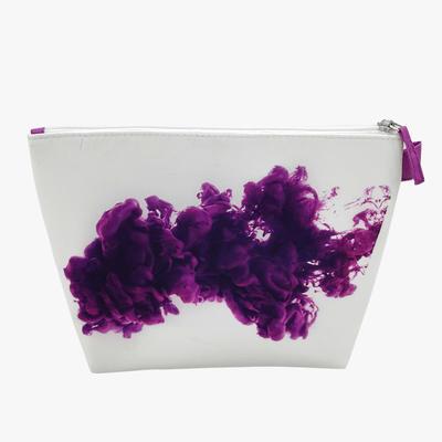 Ladies cosmetic organizer bag/makeup bag/travel beauty hand case