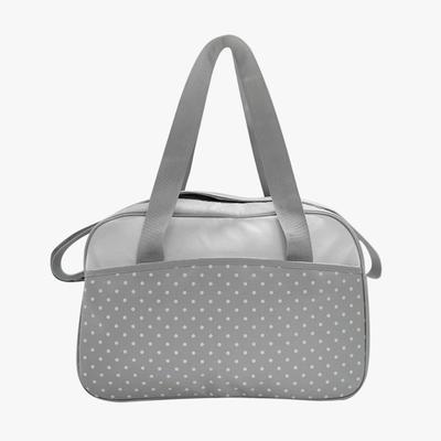 Multi-functional high capacity single-shoulder messenger bag
