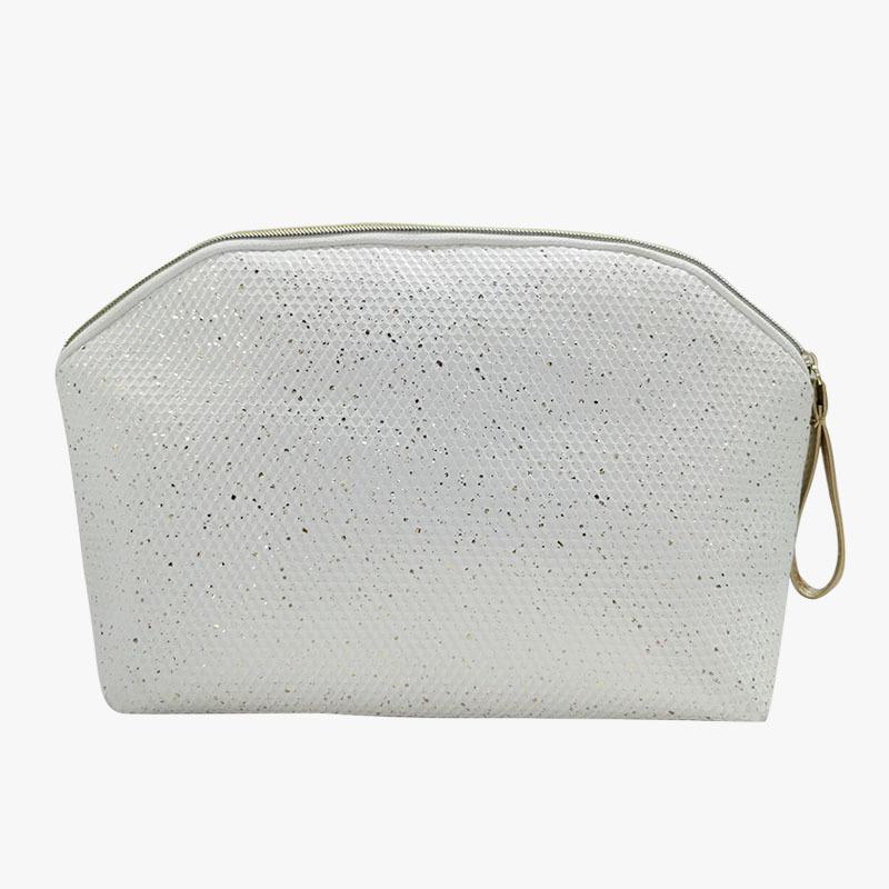 Ladies PU handbag Large capacity make-up bag