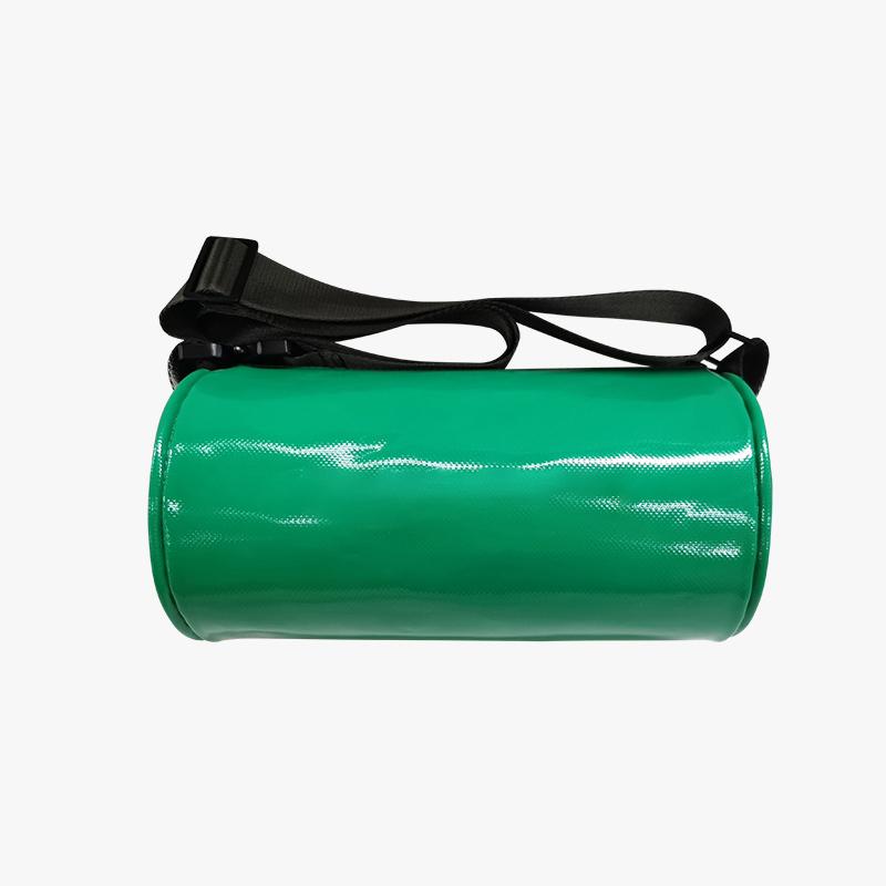 Single shoulder bag sports bucket bag fashion versatile