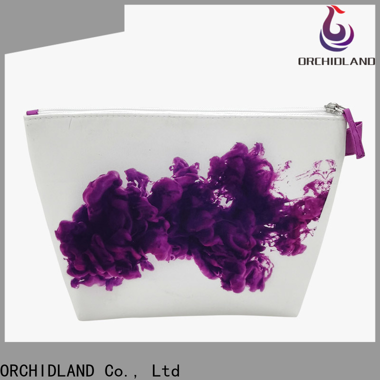 ORCHIDLAND Best cosmetics bag suppliers for toothbrush carrying