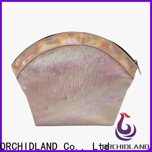 Custom made handbag manufacturer company for cosmetics carrying