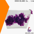 ORCHIDLAND custom makeup bags wholesale company for travelling