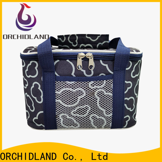 ORCHIDLAND Latest cooler bag manufacturer supply for holiday outings