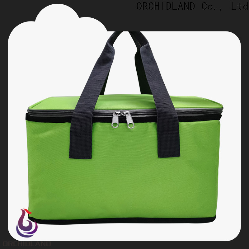 Quality custom cooler bag wholesale for holiday outings