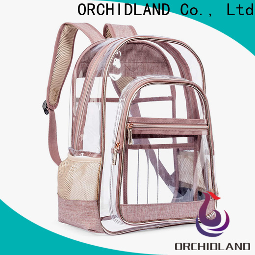 ORCHIDLAND backpack supplier factory for camping