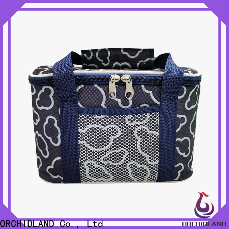 ORCHIDLAND Quality custom insulated bags vendor for driving trips