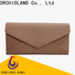 ORCHIDLAND wallet manufacturer company for carrying cards