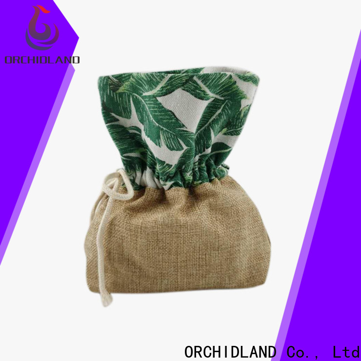 ORCHIDLAND Quality makeup bag wholesale suppliers wholesale for carrying towel