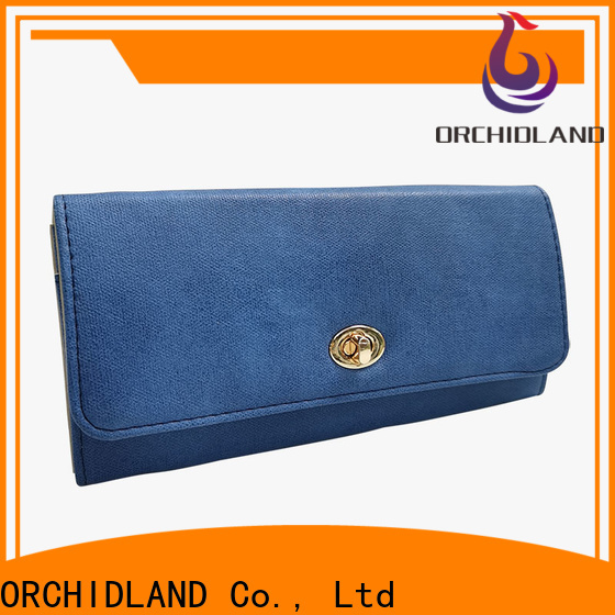ORCHIDLAND wallet manufacturer for carrying money