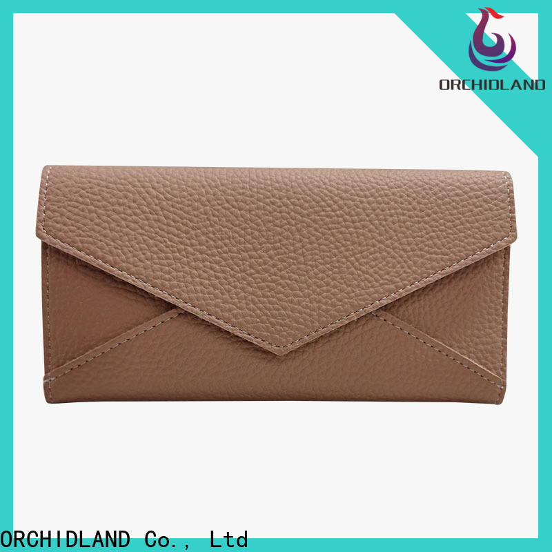 ORCHIDLAND custom wallet cost for carrying cards