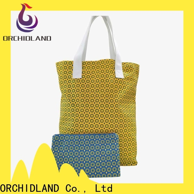 ORCHIDLAND Latest shopping bag manufacturer suppliers for stores