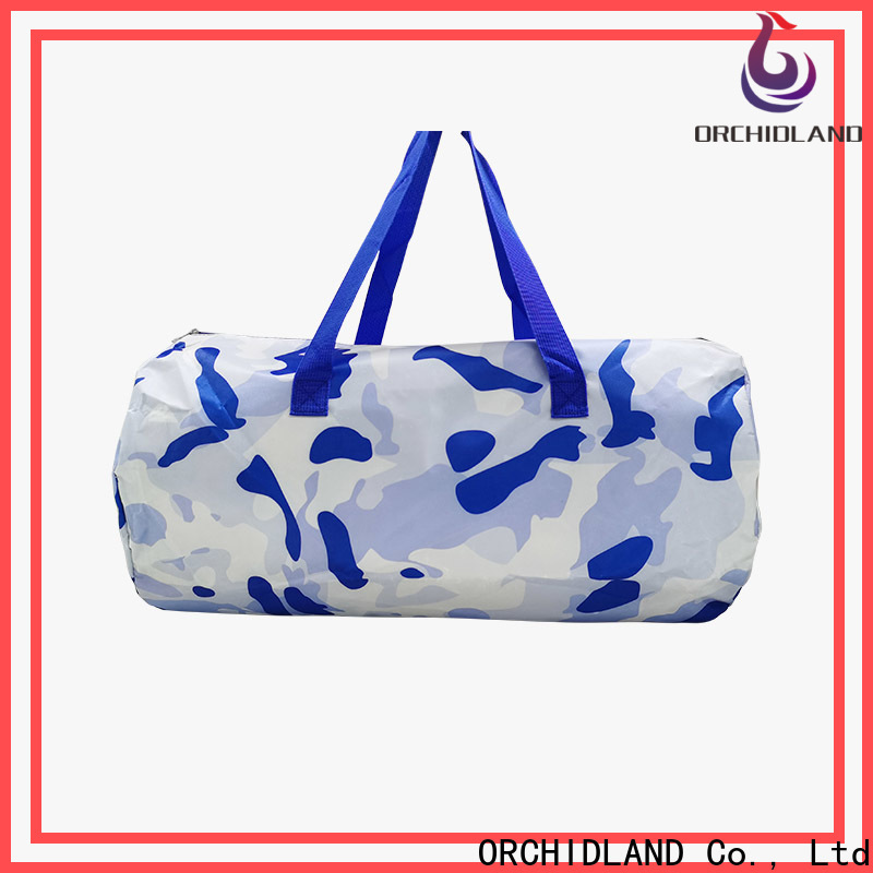 ORCHIDLAND Latest travel bag supplier cost for tourist