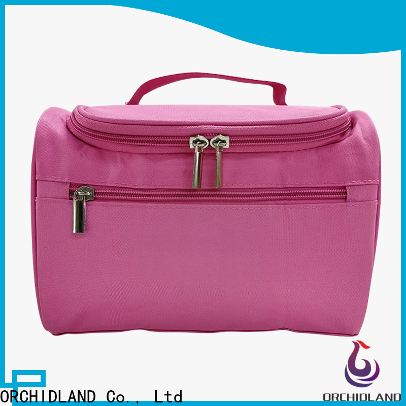 ORCHIDLAND makeup bag wholesale suppliers factory for toothbrush carrying