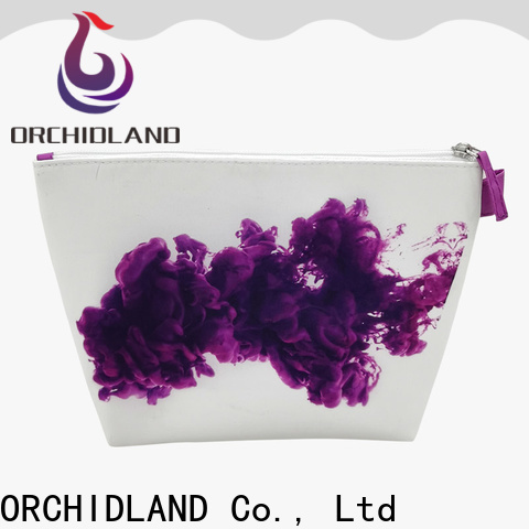 ORCHIDLAND professional makeup bag manufacturers for toothbrush carrying