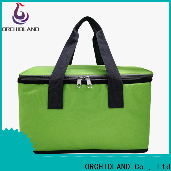 ORCHIDLAND Top cooler bag supply for family picnics
