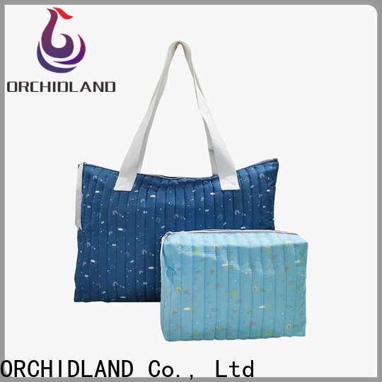 ORCHIDLAND Quality shopping bag manufacturer company for stores