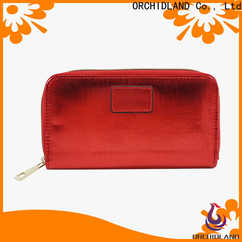 ORCHIDLAND custom wallet suppliers for carrying money