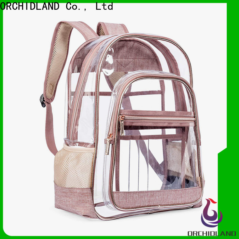 ORCHIDLAND Quality backpack manufacturer price for sports