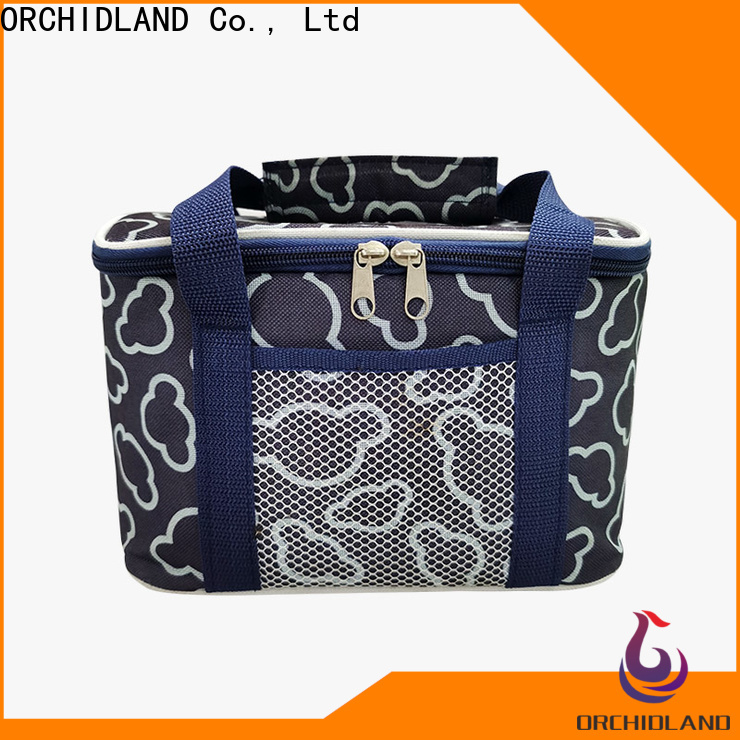 ORCHIDLAND Best custom made cooler bags price for driving trips