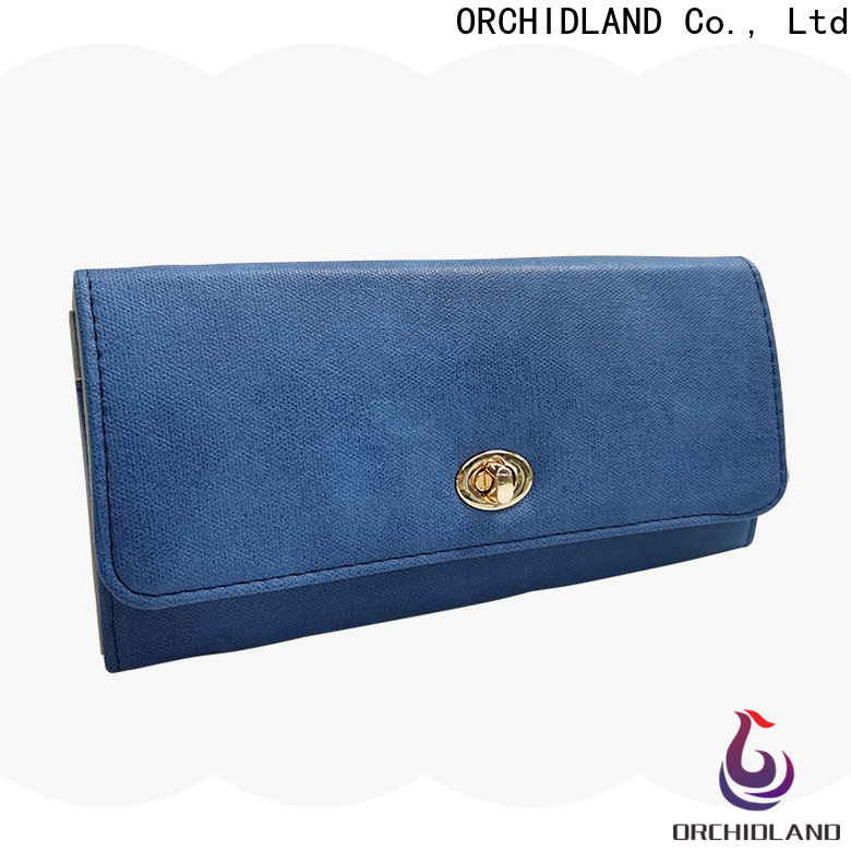 ORCHIDLAND New custom wallet cost for carrying money