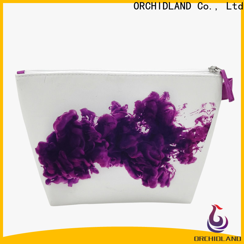 ORCHIDLAND toiletry bag bulk suppliers for toothbrush carrying