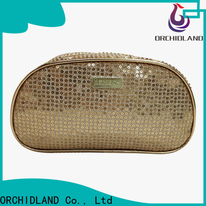 ORCHIDLAND makeup bag manufacturers suppliers for travelling