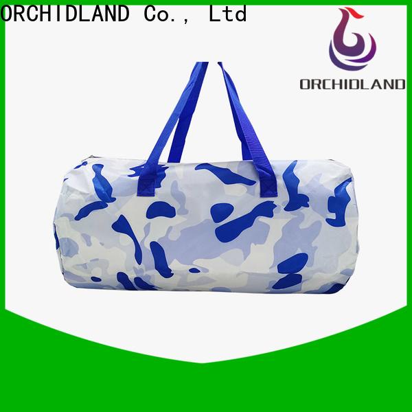 Custom travel bag wholesale price for tourist