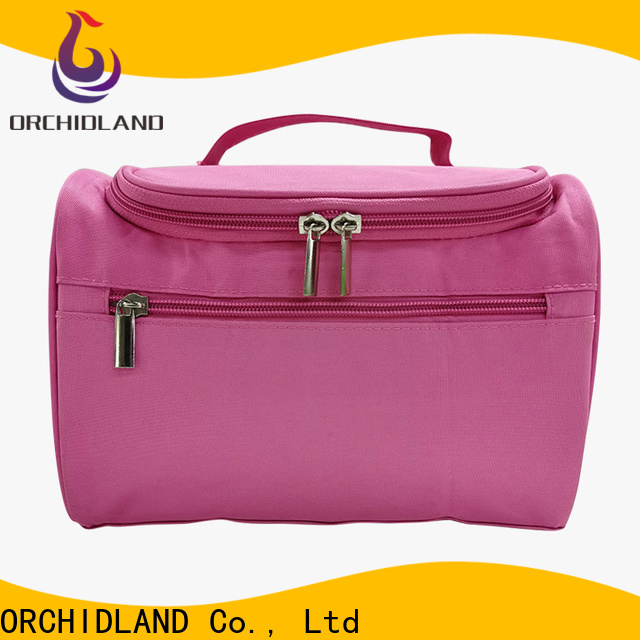 High-quality cosmetics bag factory for travelling