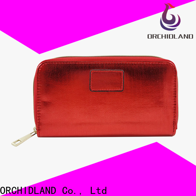 Customized custom wallet manufacturer price for carrying keys