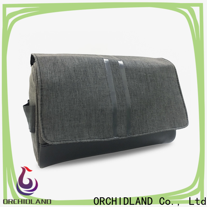 ORCHIDLAND custom makeup bags wholesale vendor for carrying towel