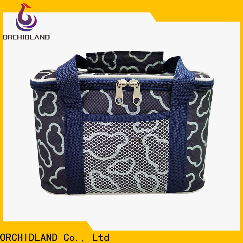 ORCHIDLAND Quality custom insulated bags factory for family picnics