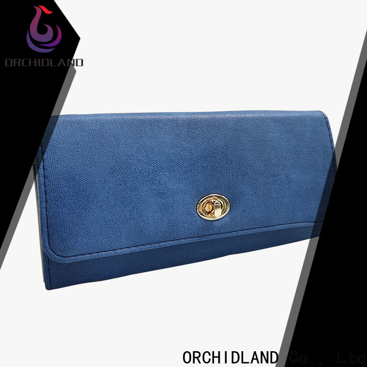 ORCHIDLAND High-quality custom wallet manufacturer suppliers for carrying keys