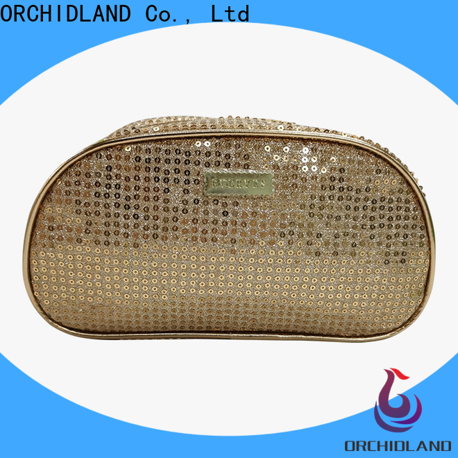 ORCHIDLAND High-quality custom makeup bags wholesale suppliers for carrying towel
