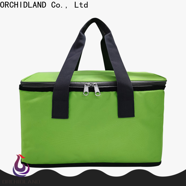 ORCHIDLAND Professional cooler bag manufacturer cost for family picnics