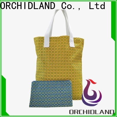 ORCHIDLAND Best shopping bag supplier company for supermarket