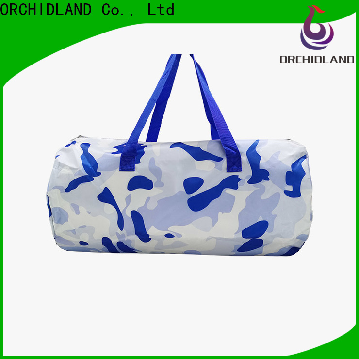 ORCHIDLAND tourist bags factory price for business trip
