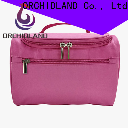 ORCHIDLAND wholesale toiletry bags supply for toothbrush carrying