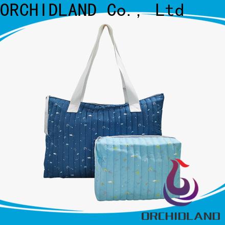 High-quality shopping bag custom logo factory for shopping