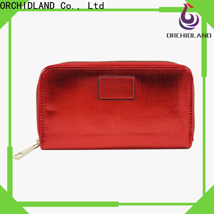 Professional custom wallet factory for carrying cards