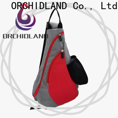 ORCHIDLAND custom backpack manufacturers vendor for outdoor