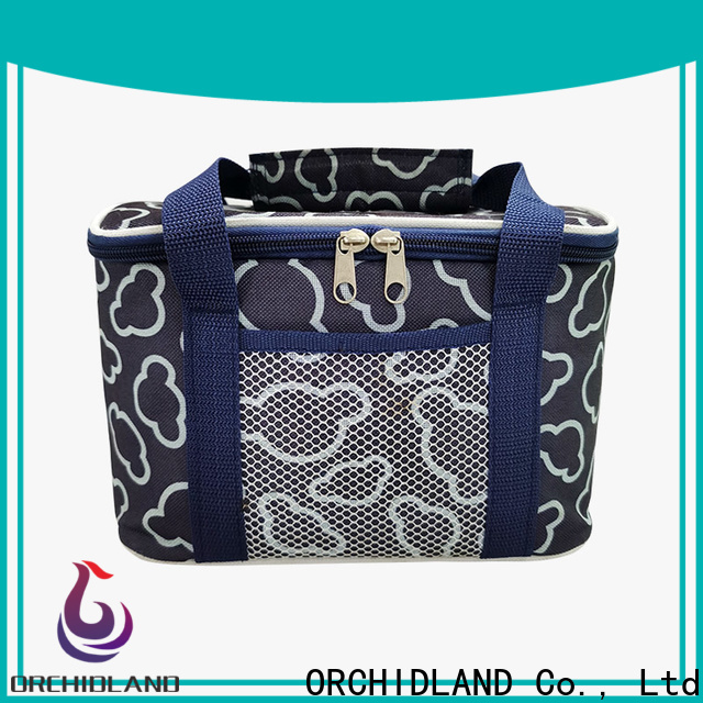 ORCHIDLAND custom lunch cooler for holiday outings