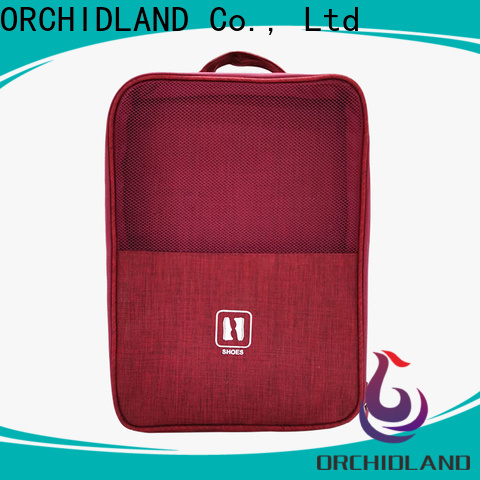ORCHIDLAND Top custom shoe bag manufacturers for business trip