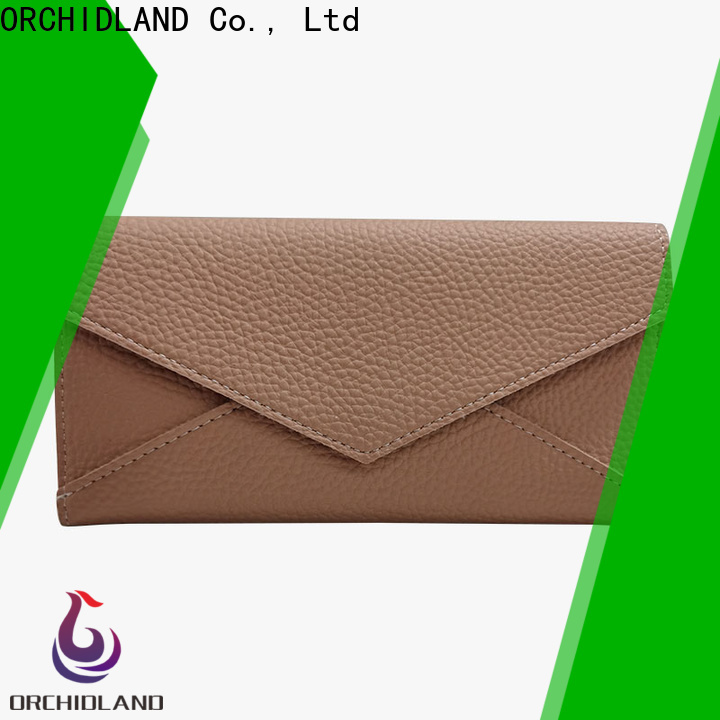 ORCHIDLAND wholesale wallets in bulk factory for carrying cards