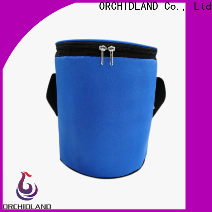 ORCHIDLAND Customized custom lunch cooler for driving trips