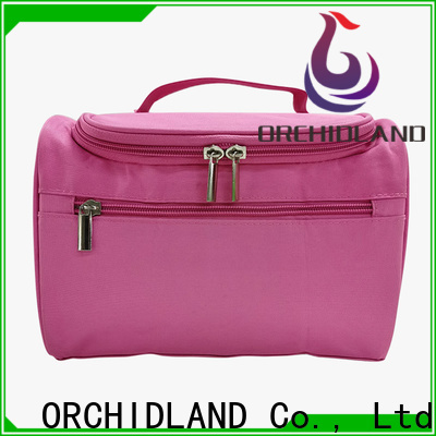 ORCHIDLAND Professional professional makeup bag cost for carrying toothpaste