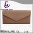 Customized wholesale wallets in bulk price for carrying cards