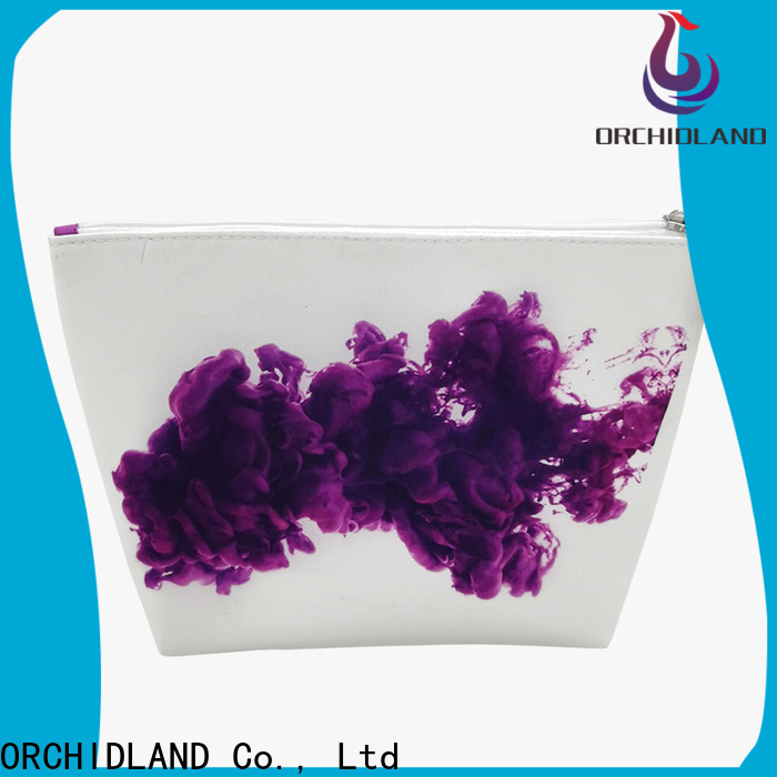 Orchidland Bags makeup bag manufacturers for sale for travelling